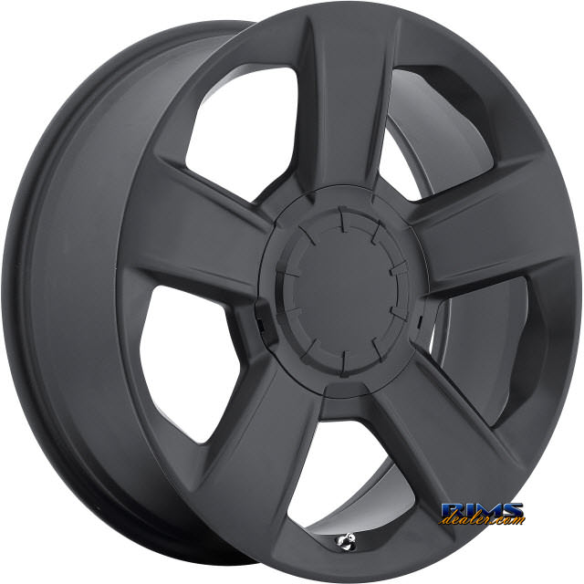 Pictures for OE Performance Wheels 152SB Black Flat