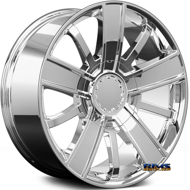 Pictures for OE Performance Wheels 153C Chrome