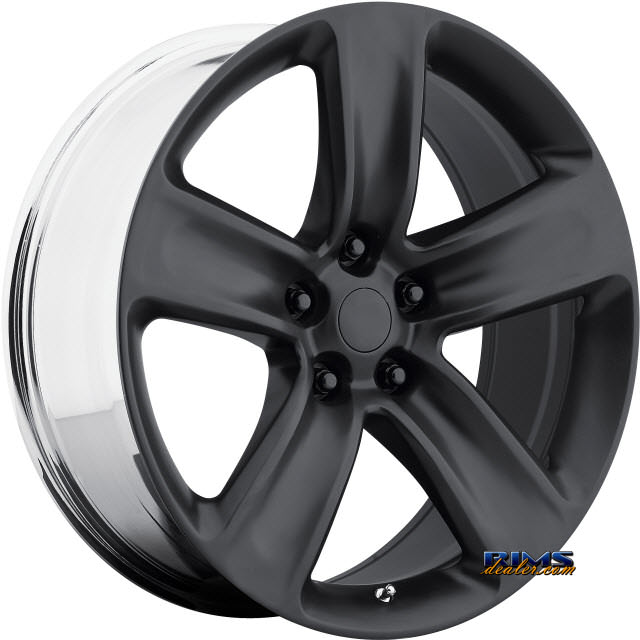Pictures for OE Performance Wheels 154SB Black Flat