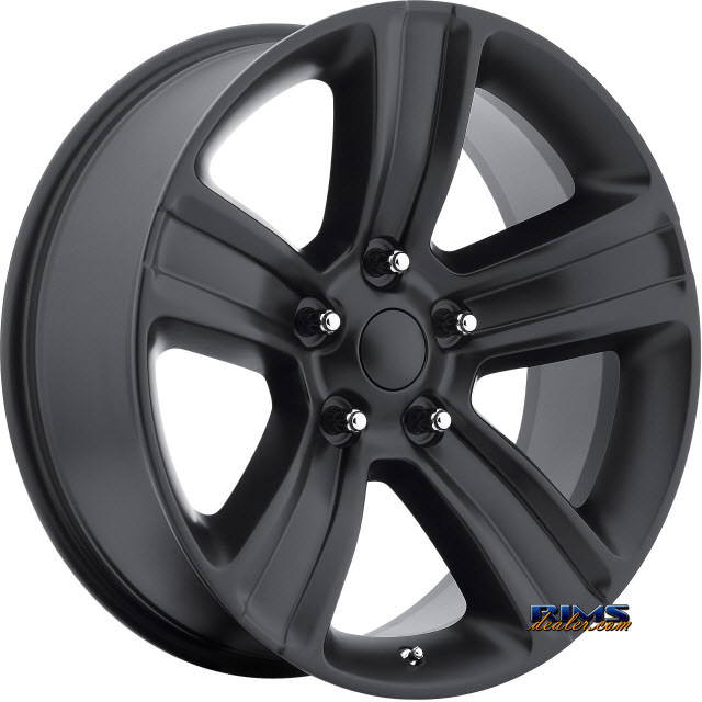 Pictures for OE Performance Wheels 155SB Black Flat