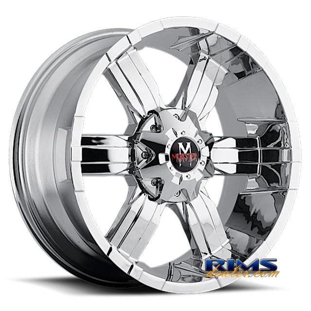Pictures for Off-Road Monster M06 chrome