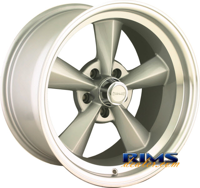 Pictures for Ridler Wheels 675 machined w/ silver