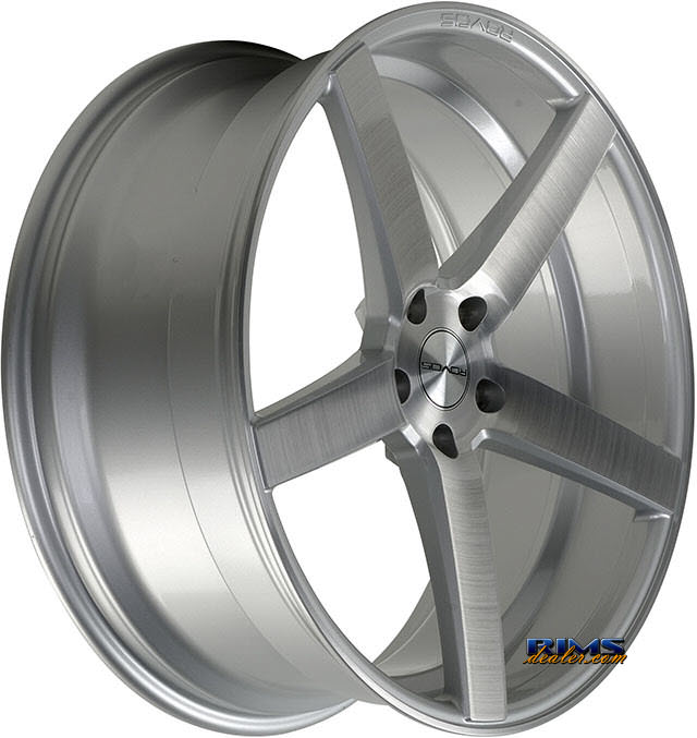 Pictures for Rovos Wheels DURBAN silver flat