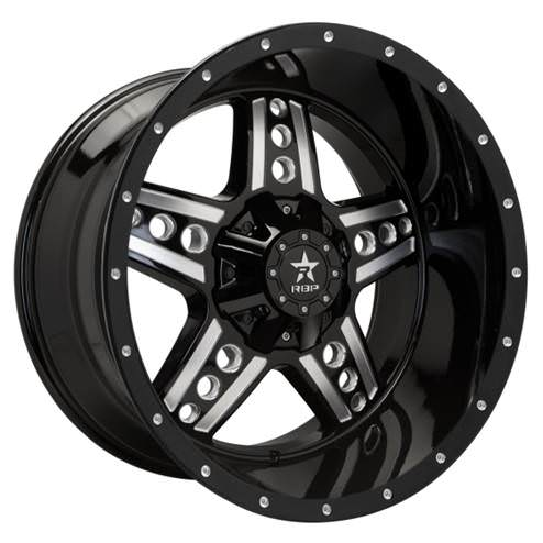 Pictures for RBP Off-road New Colt 90R Machined w/ Black