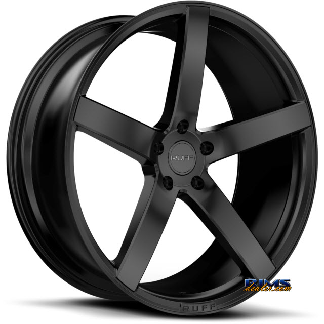 Pictures for RUFF RACING R1 Black Flat