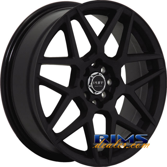 Pictures for RUFF RACING R351 black flat