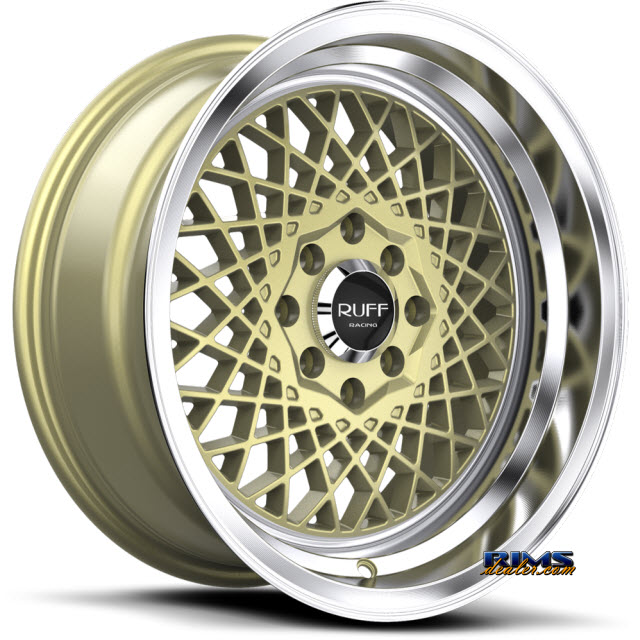 Pictures for RUFF RACING R362 Gold w/ Machined