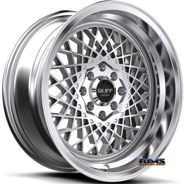 Pictures for RUFF RACING R362 Machined w/ Hypersilver
