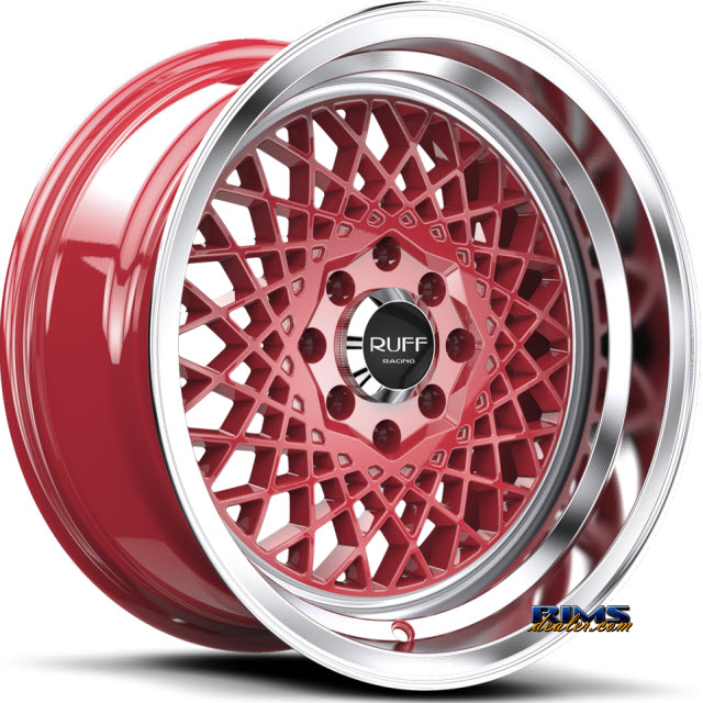 Pictures for RUFF RACING R362 Machined w/ Red