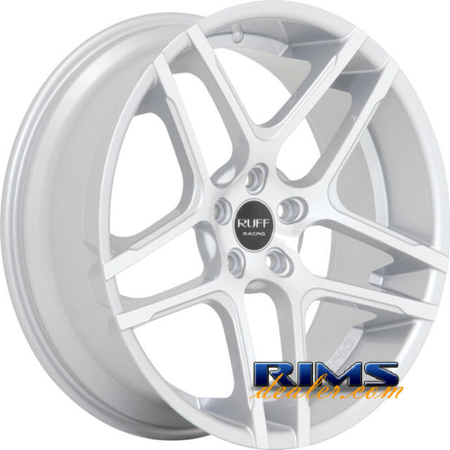 Pictures for RUFF RACING R954 machined w/ silver