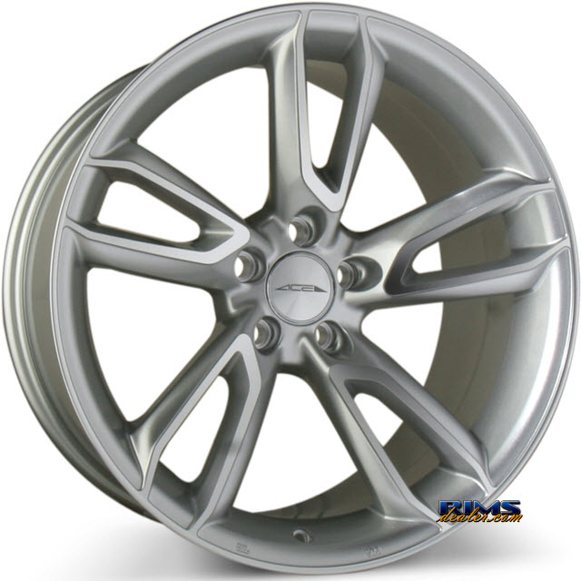 Pictures for Ace Alloy SCORPIO C902 - Metallic machined w/ hypersilver