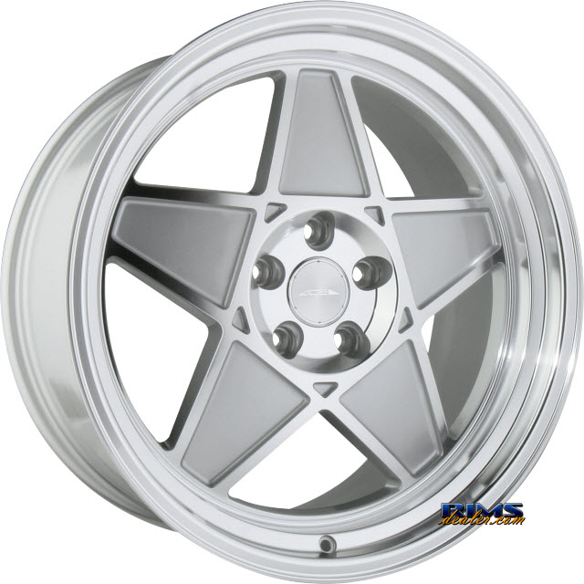 Pictures for Ace Alloy SL-5 C917 machined w/ silver