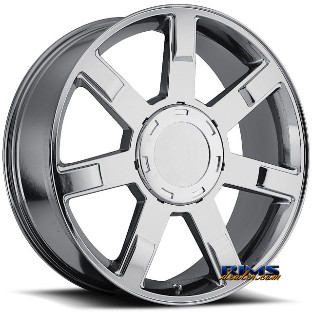 Pictures for Vision Wheel Sport Concepts 858 chrome