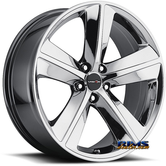 Pictures for Vision Wheel Sport Concepts 859 chrome