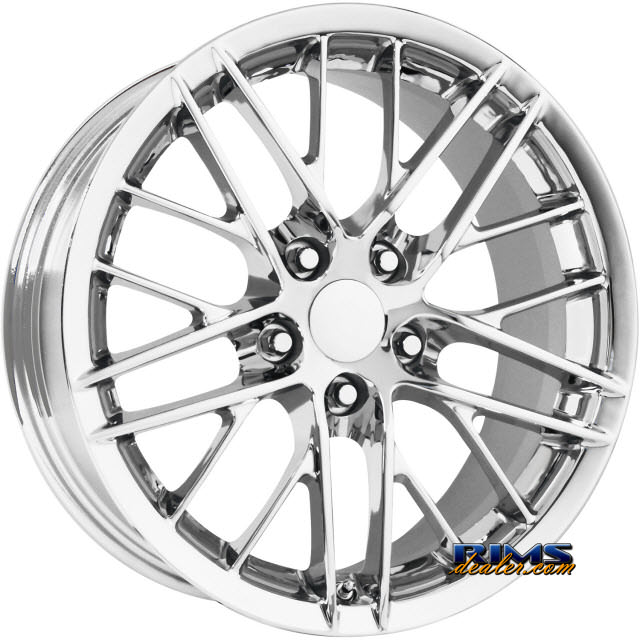 Pictures for Vision Wheel Sport Concepts 862 chrome