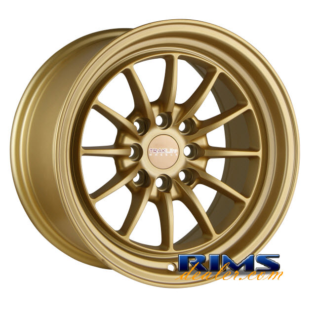 Pictures for TrakLite CHICANE gold gloss