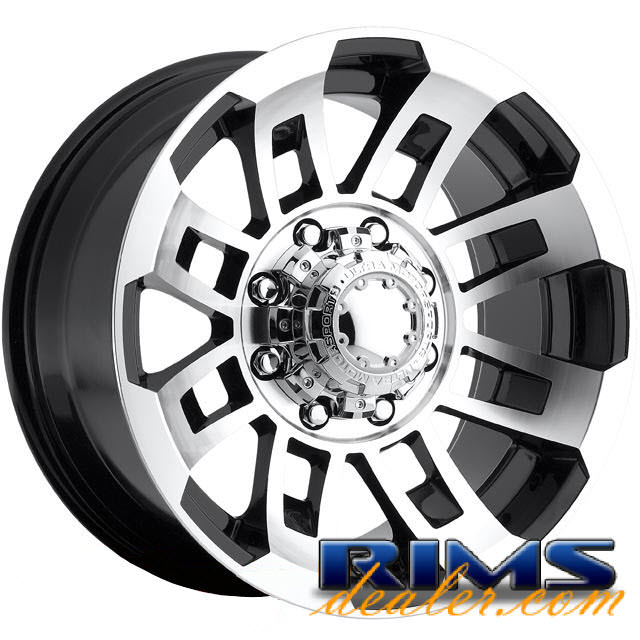 Pictures for ULTRA 213/214 - Grinder (8 Lug) machined w/ black