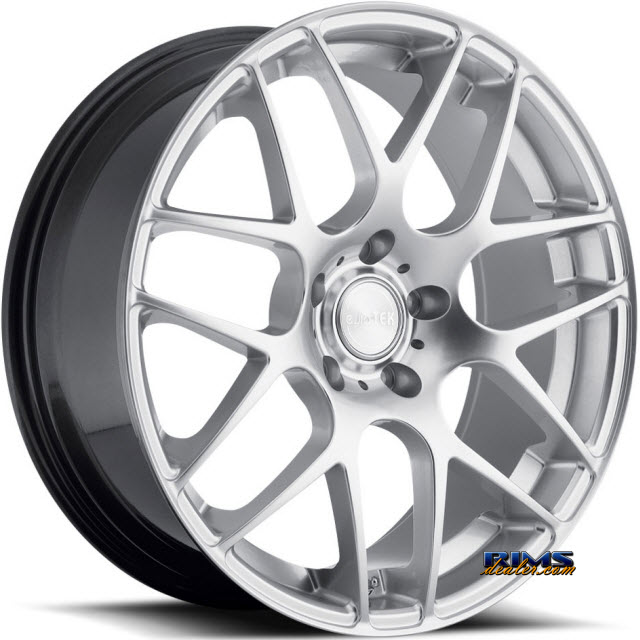 Pictures for euroTEK Wheels UO2 Hypersilver