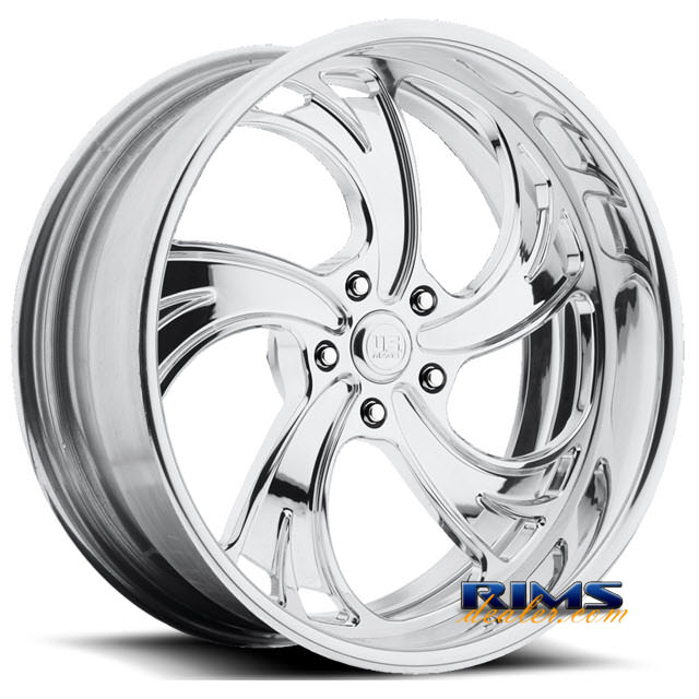 Pictures for US Mags Cheyenne 5 - U451 polished