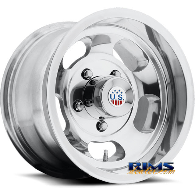 Pictures for US Mags Indy Truck - U101 polished