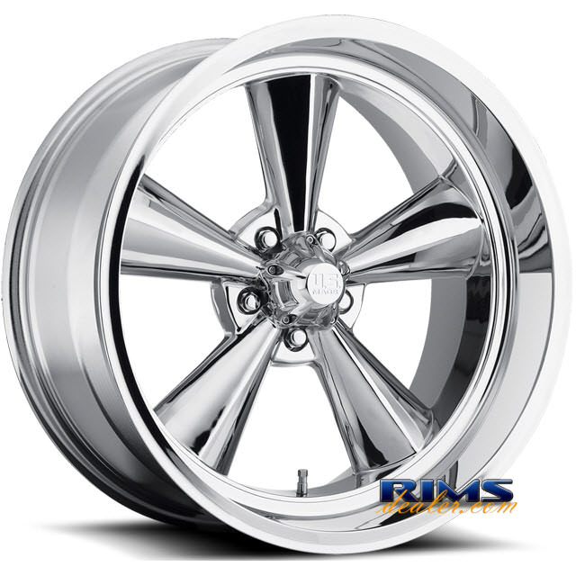 Pictures for US Mags Standard - U104 chrome