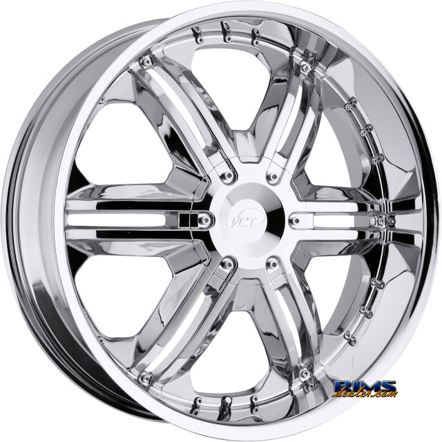 Pictures for VCT Wheels GRAVANO Chrome