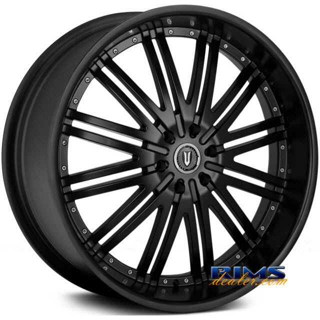 Pictures for Versante 212 black flat