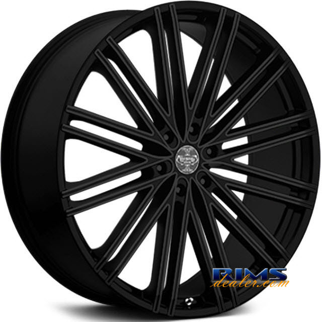 Pictures for Versante 227 black flat