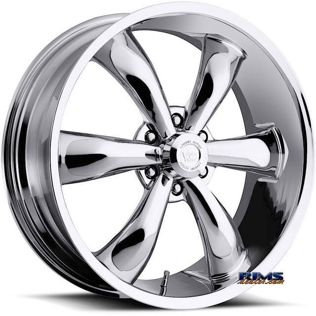 Pictures for Vision Wheel Legend-6 142 chrome