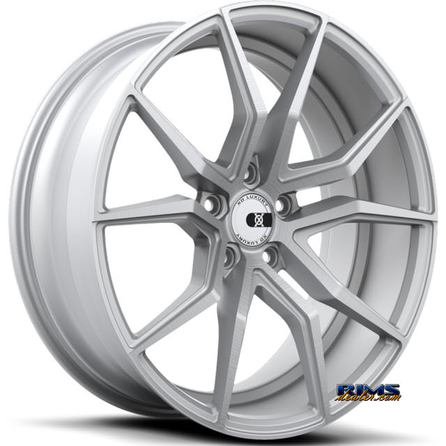 Pictures for XO Luxury Wheels Verona Silver Flat
