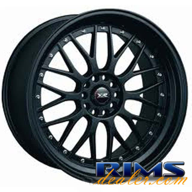 Pictures for XXR 521 black flat