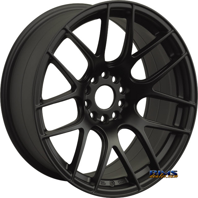 Pictures for XXR 530 black flat