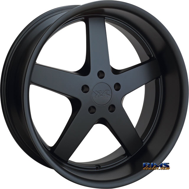 Pictures for XXR 968 black flat