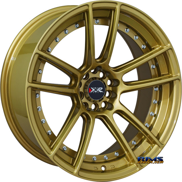 Pictures for XXR 969 gold gloss