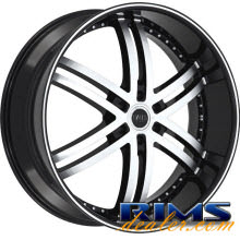 STATUS Knight 6 S817 machined w/ black