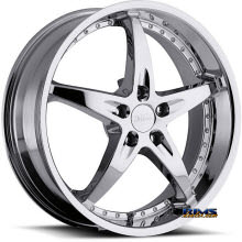 Vision Wheel Milanni ZS-1 453 chrome