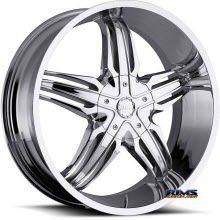 Vision Wheel Millani Phoenix 458 chrome