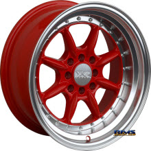 2.5 - machined w/ red