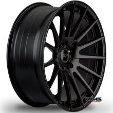 MIRO WHEELS - TYPE 110 - black flat