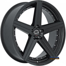 Giovanna Wheels - DUBLIN-5 - black gloss