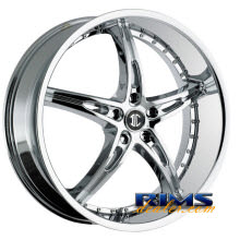 2Crave Rims - No.14 - chrome