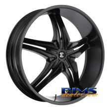2Crave Rims - No.15 - black flat