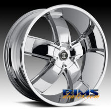 2Crave Rims - No.18 - chrome