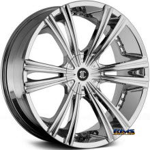 2Crave Rims - No.28 - Chrome