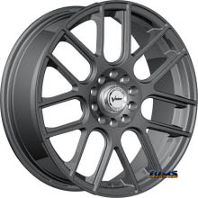 Vision Wheel - Cross 426 - gunmetal flat