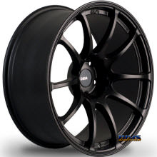 MIRO WHEELS - TYPE 567 - black flat