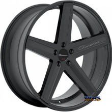 Giovanna Wheels - DRAMUNO-5 - black flat