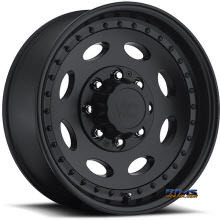 Vision Wheel - 81 Hauler Single - black flat