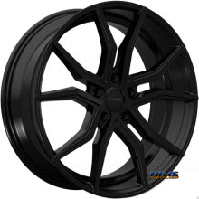 ROSSO WHEELS - ICON - black gloss