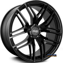 Advanti Racing - 78B Bello - Black Flat